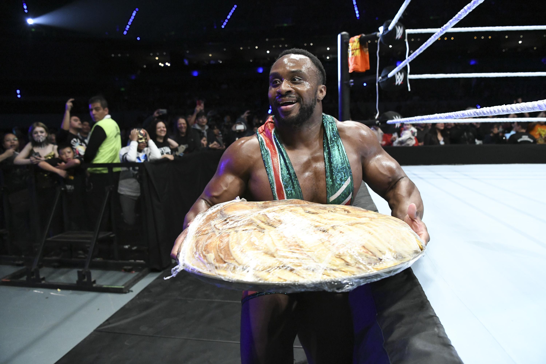 WWE Ciudad de México Big E The New Day Pancakes Rey Misterio