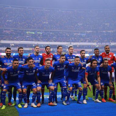 Cruz Azul Presentación Uniforme Joma Clausura 2019