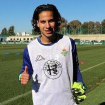 Diego Lainez Debut Betis Copa Rey