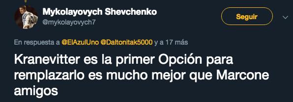 Iván Marcone, Boca Juniors, Cruz Azul, Afición Los Pleyers