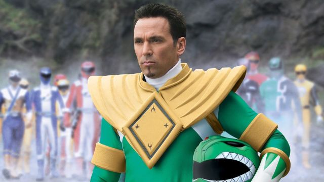 Jason David Frank Power Ranger Verde Debut Lucha Libre