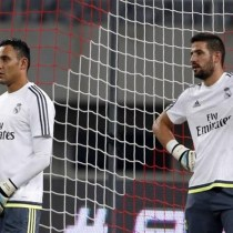 Kiko Casilla Real Madrid Leeds United Inglaterra
