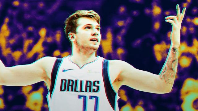 Luka Doncic, Real Madrid, Dallas Mavericks, NBA Los Pleyers