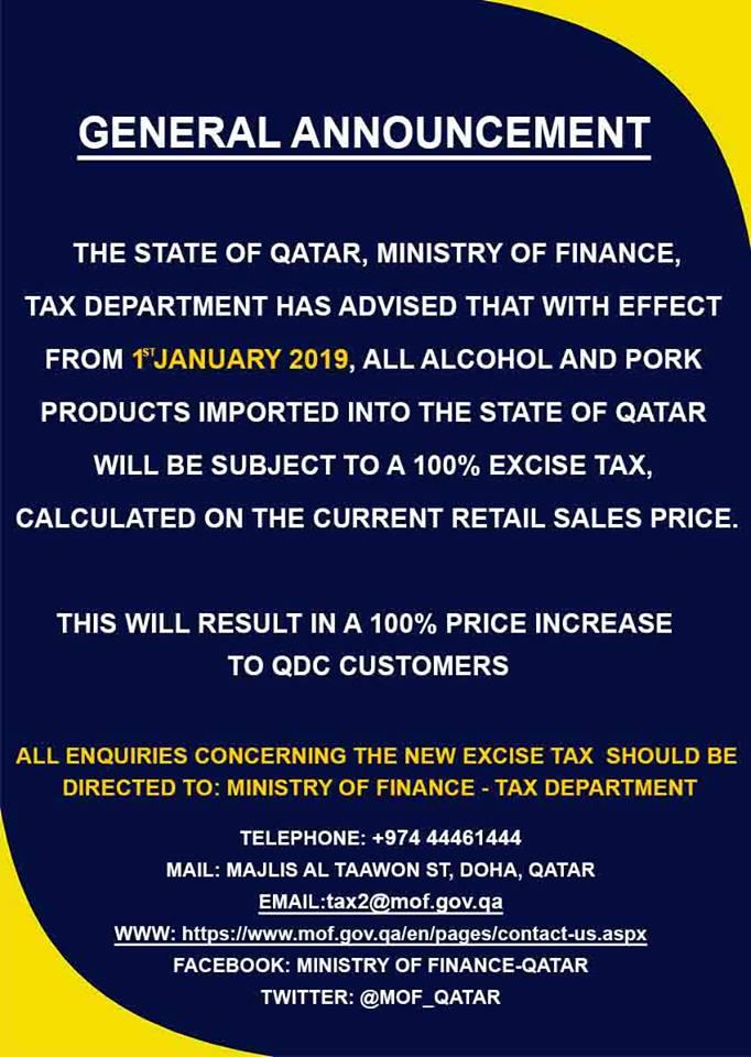 Qatar 2022, Impuesto, Cerveza, Mundial, Aumento