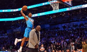 All-Star Weekend, Concurso, Clavadas, Ganadores, NBA