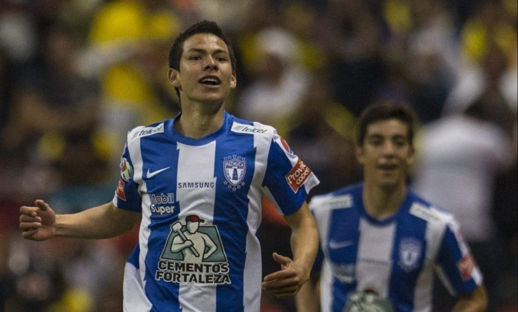 Liga MX, Chucky, Debut, Cinco, Profesional