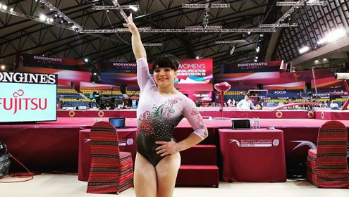 Alexa Moreno logra bronce en la Korea Cup-World Top