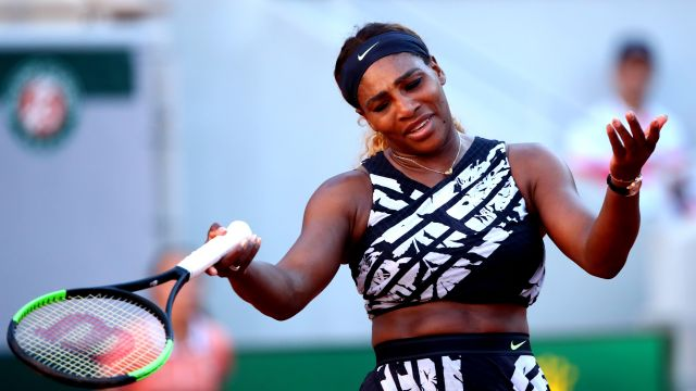 Serena Williams Roland Garros 2019 Dominic Thiem Polémica