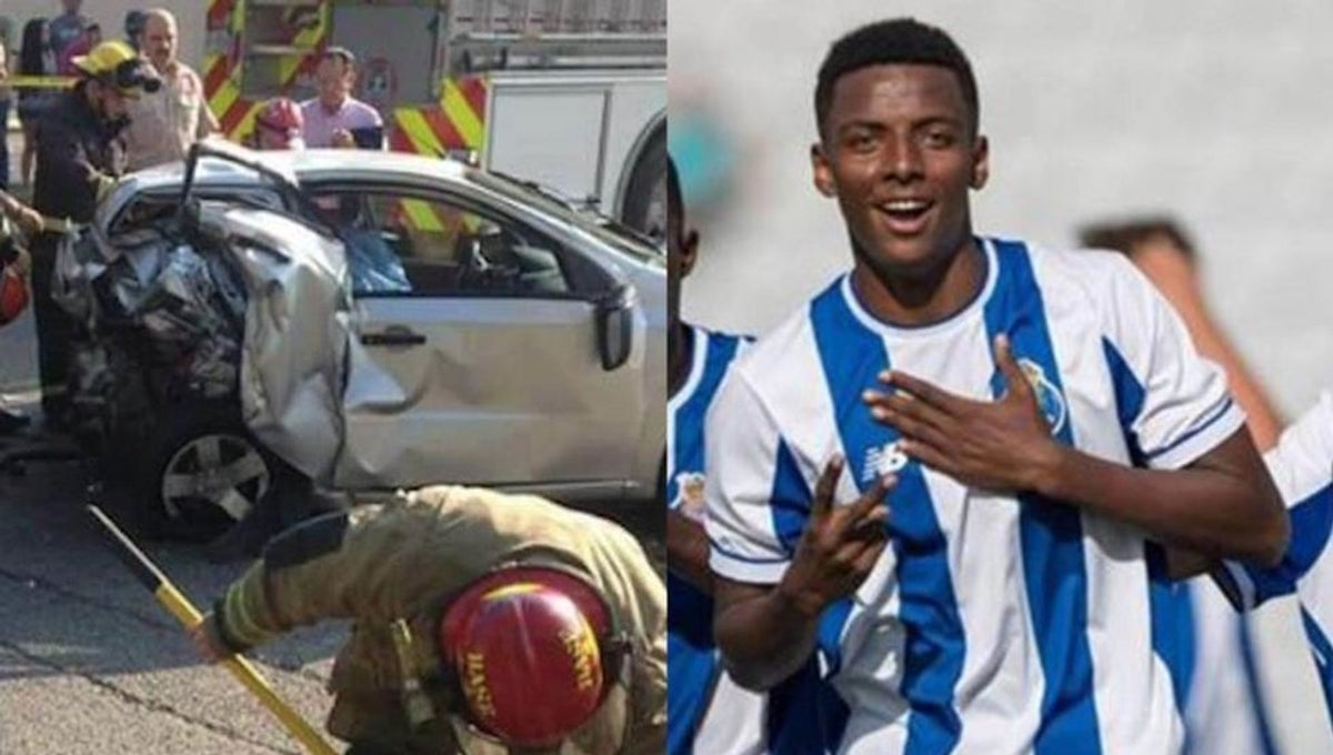 12/08/2019, Joao Maleck, Fatal Accidente, Futbolista