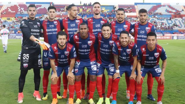 22/11/2019, Atlante, Ascenso MX, Sede, Cancún