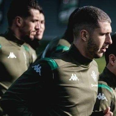 19/01/2020, Rubi compara rumbo de Diego Lainez y Guido Rodríguez en el Betis