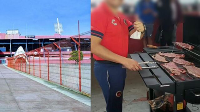 10/01/2020, Estadio Luis Pirata Fuente, Veracruz, Salón Fiestas, Rentan