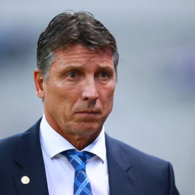 31/10/2019, Tras derrota ante San Luis Siboldi aclara si se ve fuera de Cruz Azul