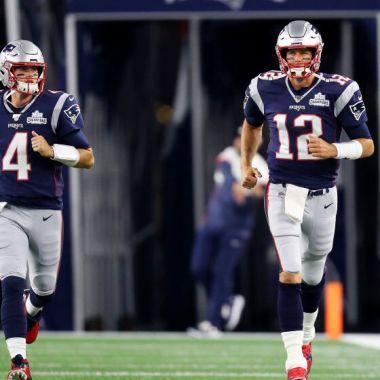 08/09/2019, NFL: A Jarrett Stidham no le importa el futuro de Tom Brady con Patriots