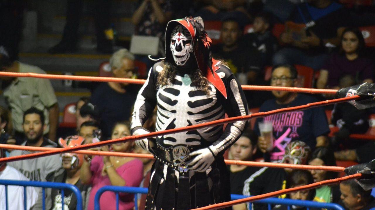 11/01/2020, La lucha libre de la AAA está de luto ya que reportan la muerte de La Parka