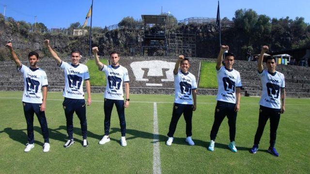 08/01/2020, Pumas, Refuerzos, Clausura 2020, Liga MX