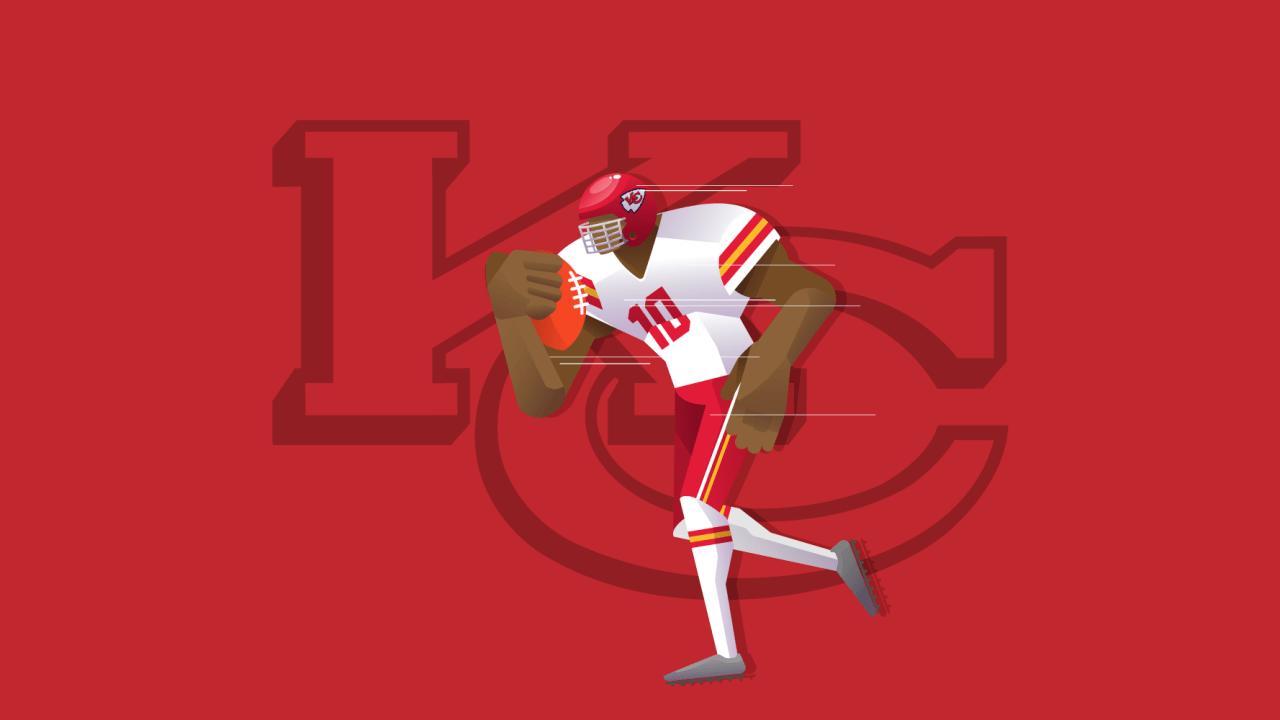 19/01/2020, Kansas City Chiefs, NFL, Super Bowl LIV, Historia