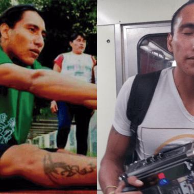 05/01/2020, Alejandro Pacheco, Atleta Paralímpico, Golpean, Policías