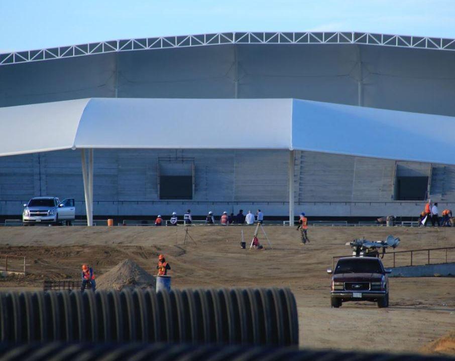 14/01/2020, Estadio Mazatlán, Ascenso MX, Obras, Enrique Bonilla