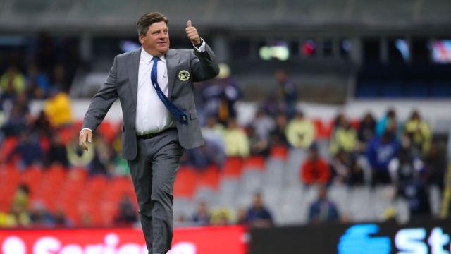 01/02/2020, Miguel Herrera culpa a ausencias de falta de gol en América