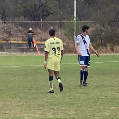 04/02/2020, América, Miguel Leyva, Uniforme Improvisado, Sub-20