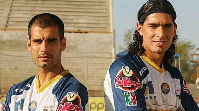 24/02/2020, Loco Abreu fue el encargado de convencer a Pep Guardiola de ir a Dorados