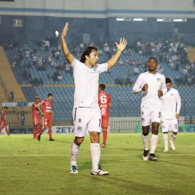 15/02/2020, Agustín Herrera, Comunicaciones, Guatemala, Goleador
