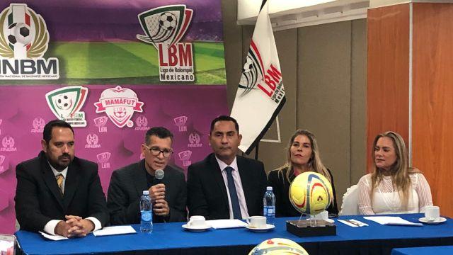 28/02/2020, Liga Balompié Mexicano, Empresarios, Equipos, Directivos