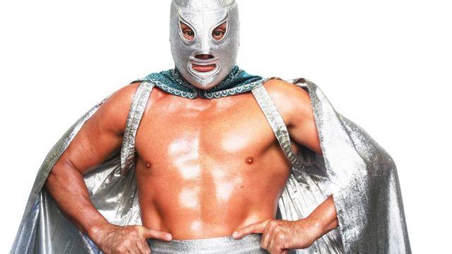 06/02/2020. El Santo Hijo Del Santo Mujer Luchador Los Pleyers, Imagen del Santo