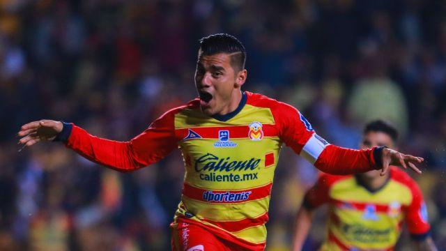 05/12/2019, Aldo Rocha, Monarcas Morelia, Liga MX, Jugador