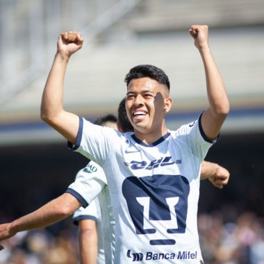 12/01/2020, Sebastián Saucedo, Jugador, Pumas, Gol