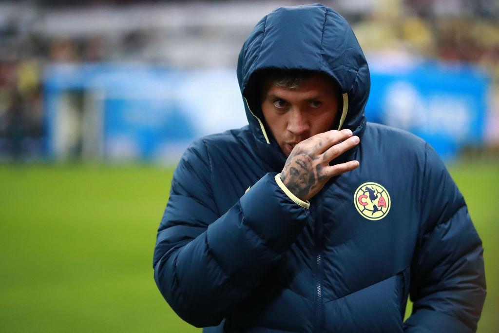 18/01/2020, Nicolás Castillo, América, Donadores, Liga MX