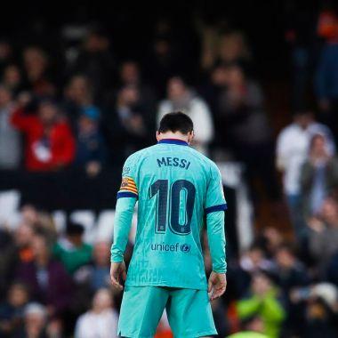 25/01/2020, Lionel Messi, Barcelona, Precio, Salida