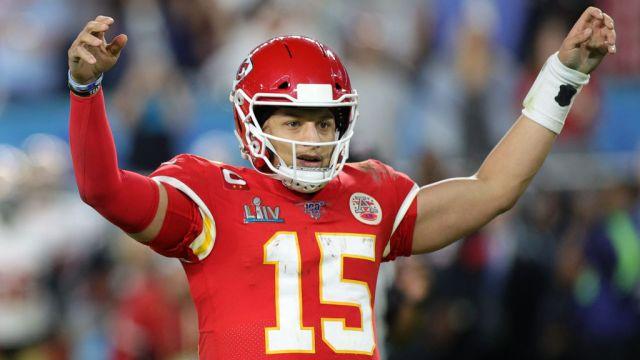 02/02/2020, Patrick Mahomes, MVP, NFL, Super Bowl