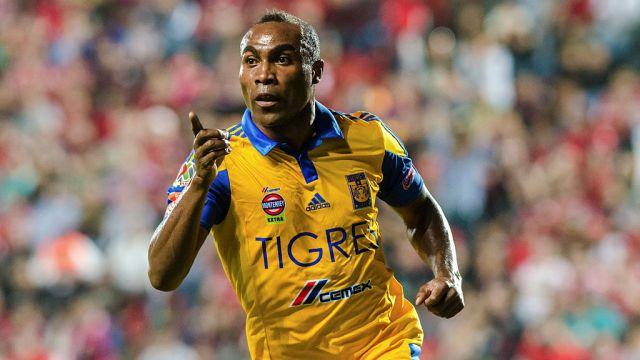 21/08/2015, Joffre Guerrón, Tigres, Liga Balompié Mexicano, Ensenada