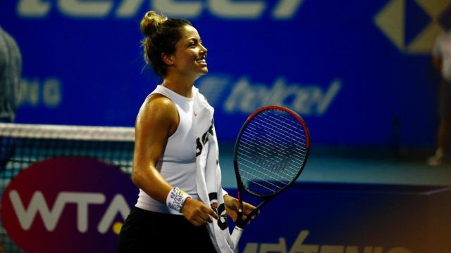27/02/2020. Biografía de Renata Zarazúa, tenista mexicana que ha sorprendido en el Abierto de Acapulco de 2020