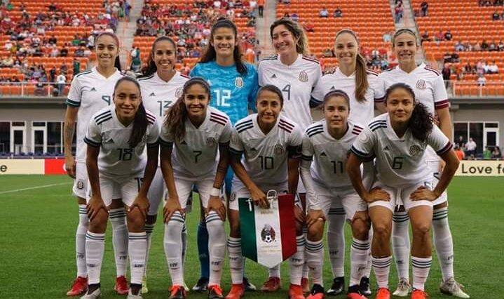 05/02/2020, Selección Mexicana Femenil confía en que le ganará a Estados Unidos en la Semifinal del Preolímpico