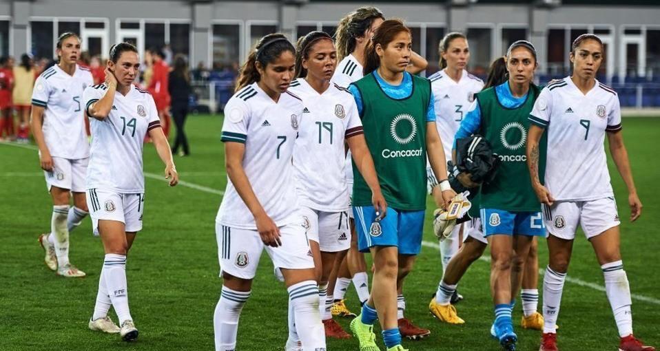 07/02/2020, Estados Unidos le quita boleto a Tokio a la Selección Mexicana Femenil