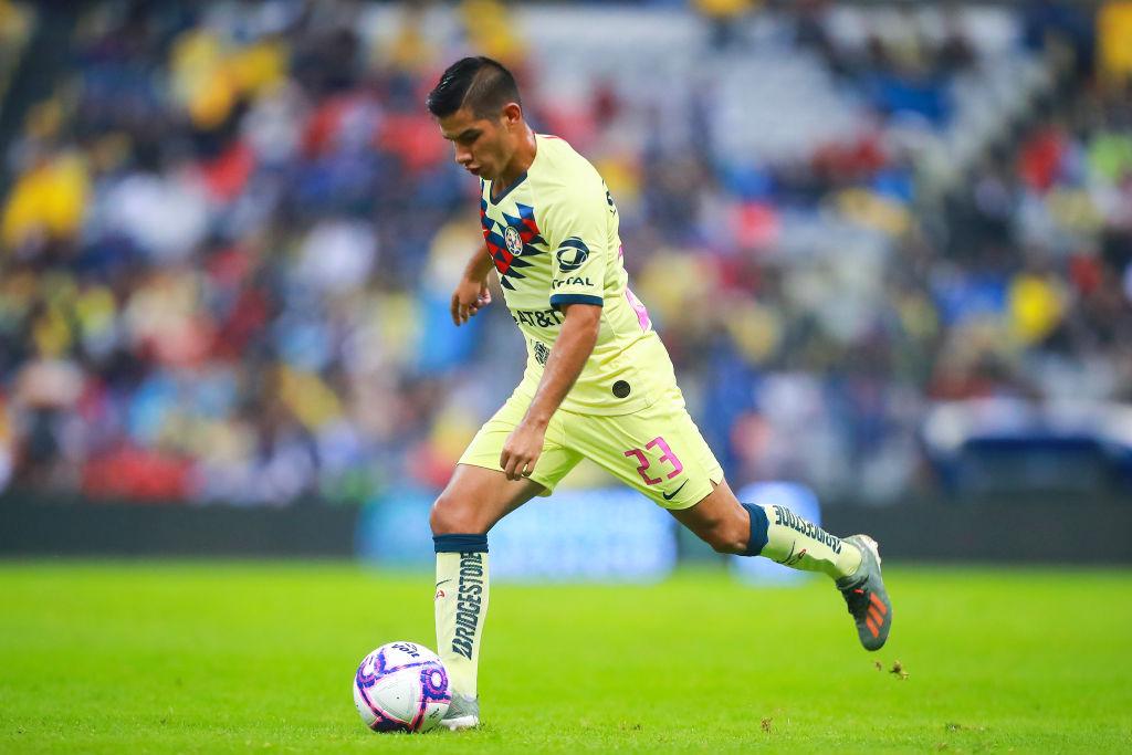 26/10/2019. Antonio de Jesús López América Guatemala Selección Los Pleyers, Chucho López en un partido con Las Águilas.