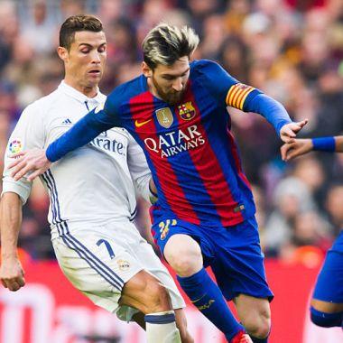 03/12/2016. ¿Cristiano Ronaldo y Lionel Messi jugando en Bielorrusia? Alexander Hleb, un exjugador, les hizo la invitación aprovechando situación del coronavirus