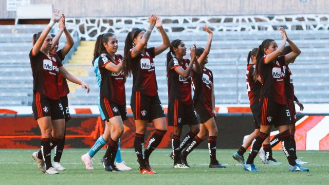02/03/2020, Atlas, Liga femenil, Clausura 2020, Atlas vs Santos