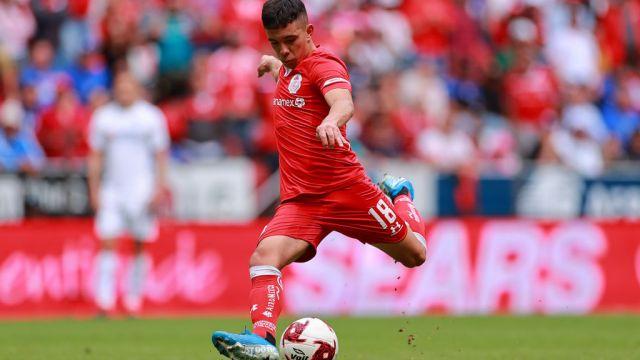 02/02/2020, Leonardo Fernández, Toluca, Futbolista, Oferta