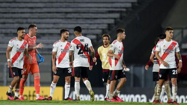 11/03/2020, River Plate, Partido, Copa Libertadores, Coronavirus