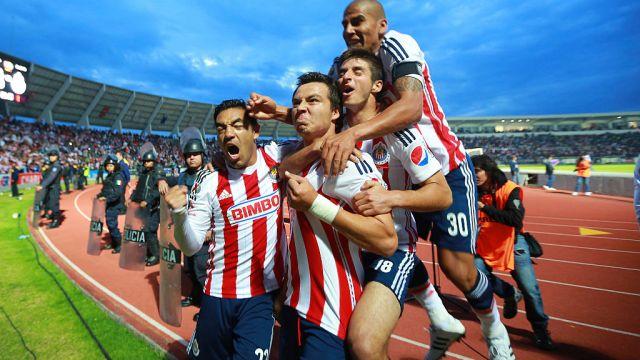 14/03/2015, Jugadores, Chivas, Erick Torres, Liga MX