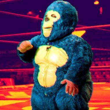 ¿Quién es Kemonito, luchador del CMLL y estrella de memes?