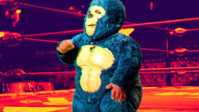 05/03/2020 Kemonito, Quién Es, Luchador, CMLL, Hoy es el cumpleaños 53 de Kemonito.