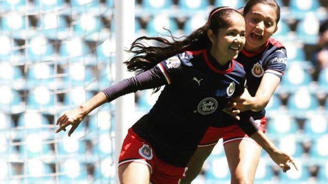 01/03/2020, Miriam García asegura que Chivas de la Liga MX Femenil siempre apoya a la mujer