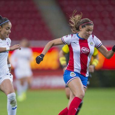 08/03/2020. Las jugadoras de la Liga MX Femenil también sufren de acoso y Norma Palafox pide respeto para todas