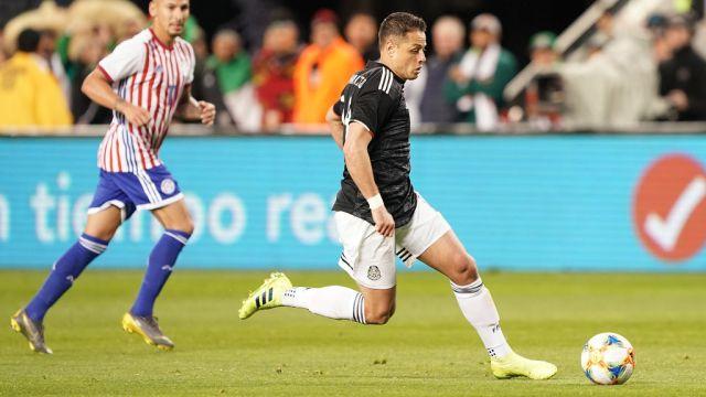 26/03/2019, Chicharito reclama que dinero de la Selección Mexicana no llega a jugadores