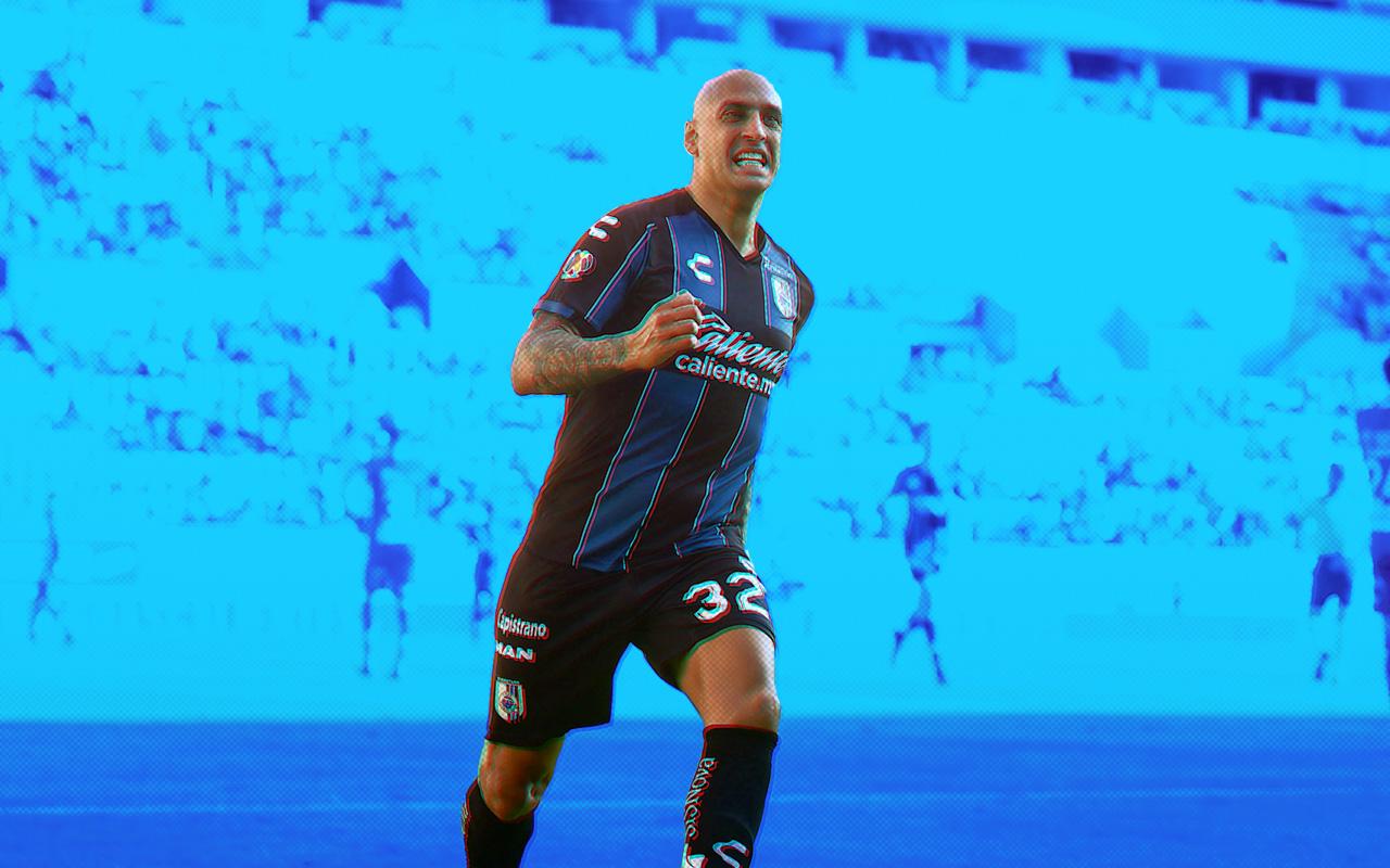 10/03/2020, Ariel Nahuelpán, Querétaro, Liga MX, Delantero